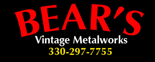 Bear's Vintage Metalworks is your source for custom and vintage Harley seats